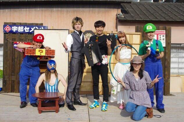 第3回昭和の町大道芸祭