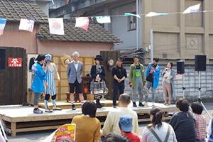 第5回 昭和の町 大道芸祭