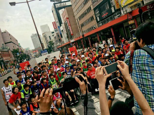 SPORTS of HEART 2017 ノーマライズ駅伝